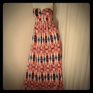 Nicole by Nicole Miller maxi dress.